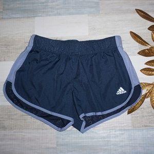 Adida's Womens Climalite Workout Shorts - Small